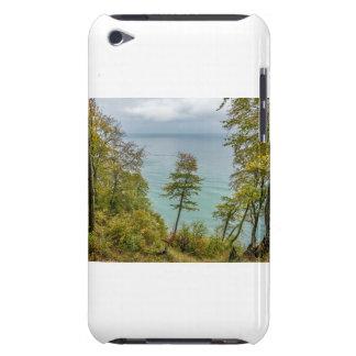 Küstenwald auf der Ostseeküste iPod Touch Hülle