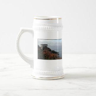 Küster-Bau-Ausblick-Turm. England Bierglas