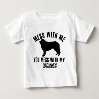 kuvasz Entwurf Baby T-shirt