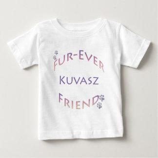 Kuvasz Furever Baby T-shirt