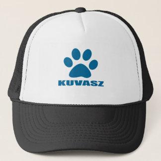 KUVASZ HUNDEentwürfe Truckerkappe