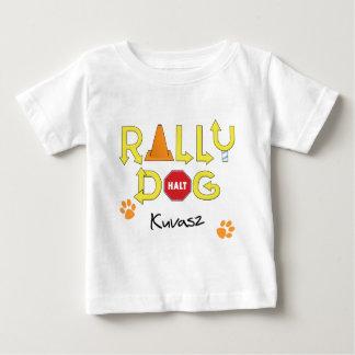 Kuvasz Kundgebungs-Hund Baby T-shirt