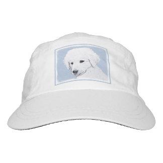 Kuvasz Malerei - niedliche ursprüngliche Headsweats Kappe
