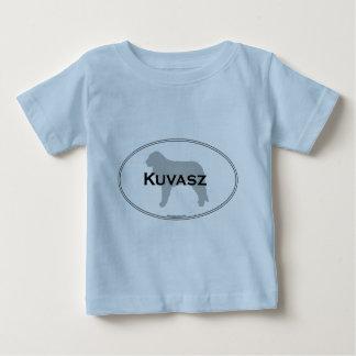 Kuvasz Oval Baby T-shirt