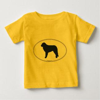Kuvasz Silhouette Baby T-shirt