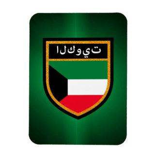 Kuwait-Flagge Magnet