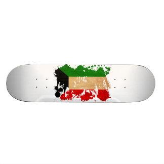 Kuwait-Flagge Personalisierte Skateboarddecks