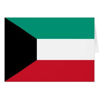 Kuwait Karte
