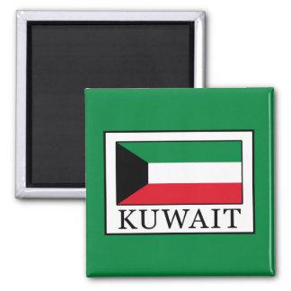 Kuwait Quadratischer Magnet