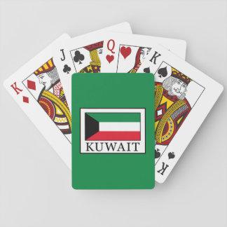 Kuwait Spielkarten