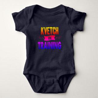 Kvetching ist mit Regenbogen sogar besser Baby Strampler