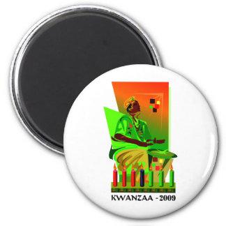 Kwanzaa 2009 kühlschrankmagnete