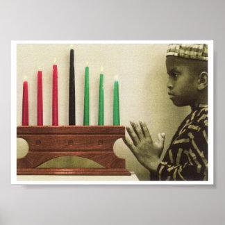 Kwanzaa-Feier II Plakate