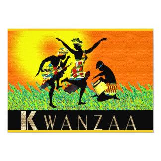 Kwanzaa Karte