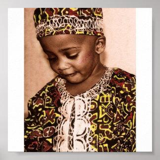 Kwanzaa-Kind II Posterdrucke