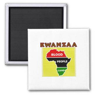 Kwanzaa Kühlschrankmagnete