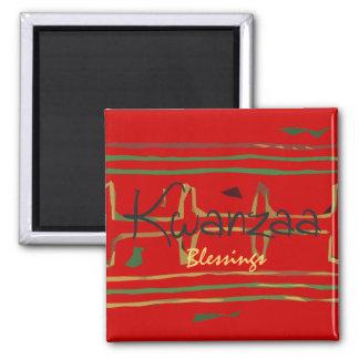 Kwanzaa-Magnet Magnete