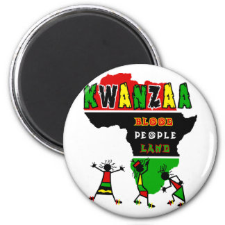 Kwanzaa Magnete