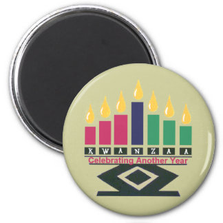 KWANZAA-Magnet Magnets