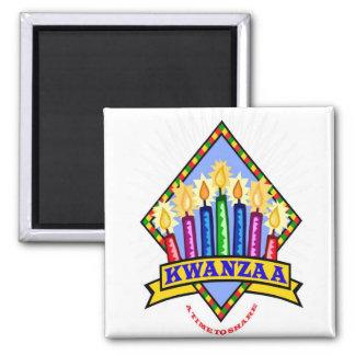 Kwanzaa-Magnet Kühlschrankmagnete