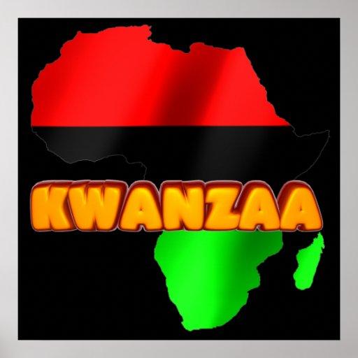 Kwanzaa Plakate