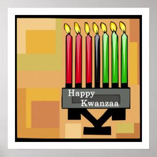 Kwanzaa Plakatdruck