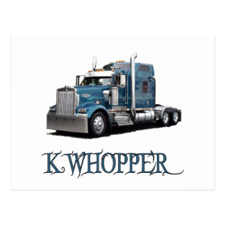 KWhopper Postkarte