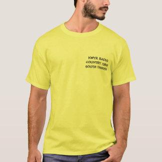KWYR RADIOland SOUTH DAKOTA 1260 T-Shirt