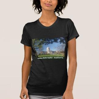 KYCA101.Ky Staats-Hauptstadt - Frankfort KY T-Shirt