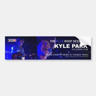 Kyle-Park Autoaufkleber