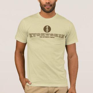 Kyokushin entscheidender Wahrheits-T - Shirt