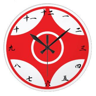 Kyokushin Karate Kanku Uhr