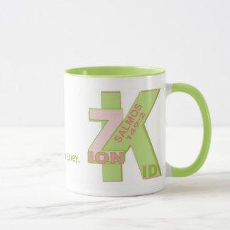 KZ01-Niños de Zion© Mug Tasse