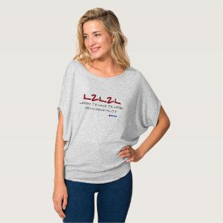 L2L2L lernen zu Liebe 2 lernen Flowy Shirt