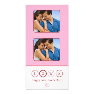 L.O.V.E. - Glücklicher Valentinstag