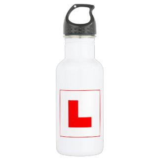 L-Platte Anfänger-Fahrer-/Bachelorette Henne-Nacht Trinkflasche