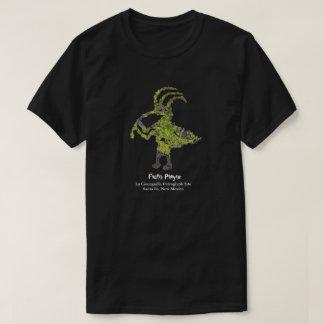La Cieneguilla Flötenspieler-Petroglyphe T-Shirt