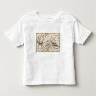 La die Seine, l'Oise Kleinkinder T-shirt