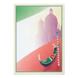 La Dolce Vita © 12,7 X 17,8 Cm Einladungskarte