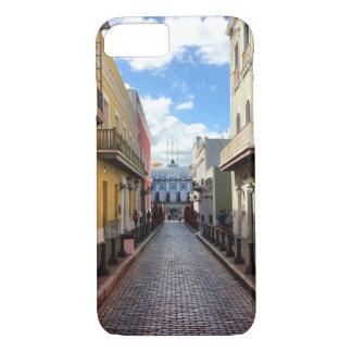 La Fortaleza - altes San Juan iPhone 8/7 Hülle