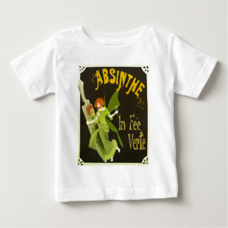 La-Gebühr Verte Baby T-shirt
