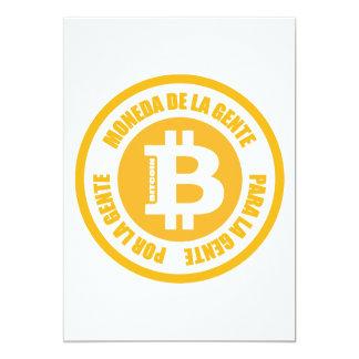 La Gente Bitcoin Moneda De La Gente Para Gente Por Karte
