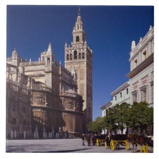 La Giralda Sevillas, Spanien   Fliese
