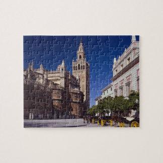 La Giralda Sevillas, Spanien | Puzzle