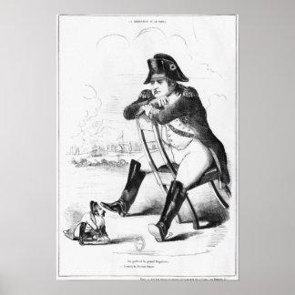 La Grenouille und le Boeuf Poster