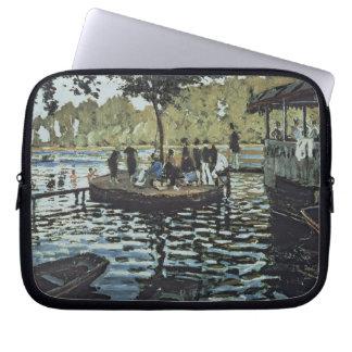 La Grenouillere Claude Monets | Laptopschutzhülle