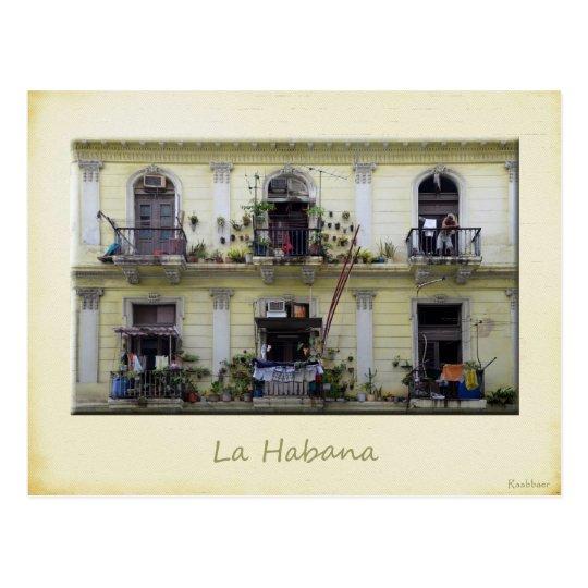 LA HABANA II POSTKARTE