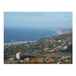La Jolla, CA Postkarte