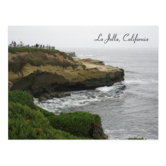 La Jolla, Postkarte