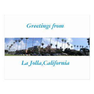La- Jollapostkarte Postkarte
